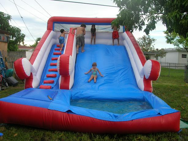 Kiddie  Water Slide